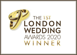 Winners of the london wedding awards 2020
